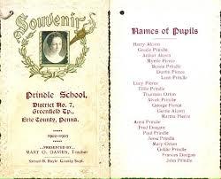 Prindle School - Greenfield Twp.