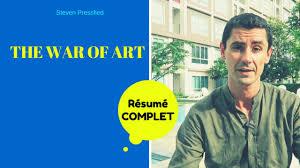 The War Of Art Resume En Francais Youtube