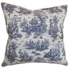 french blue toile bedding.  French Quickview On French Blue Toile Bedding O