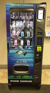 Phone Charging Vending Machine Impressive FilePortable Charger Vending Machinejpg Wikimedia Commons