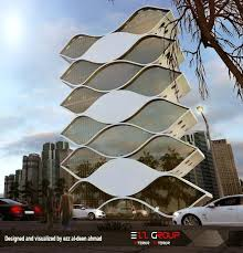 office exterior design. Exterior Design Of Building Office Designed By