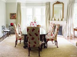 Fabric Chairs Dining Room Picturesque White Upholstered Dining Room Chairs Photo Cragfont
