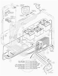 wiring carryall vi powerdrive electric vehicle club car parts in club car precedent parts manual at 1995 Club Car Parts Schematic