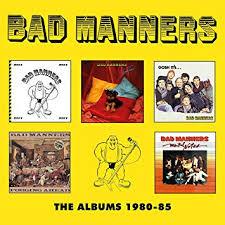 Bad Manners Albums 1980 1985 Amazon Com Music