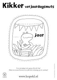 Kleurplaat Kikker Max Velthuijs Google Zoeken συναισθηματα