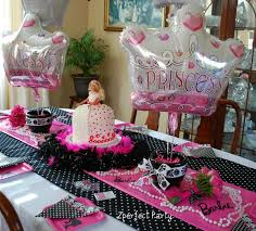 barbie birthday party ideas photo 3 of 16 catch my party living