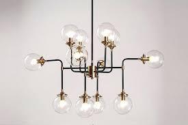 modern glass chandelier modern shade glass chandelier light bulb led pendant lamp modern lighting artistic sphere modern glass chandelier