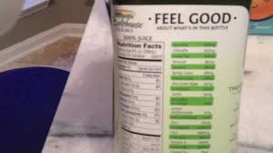 bolthouse farms green goodness review