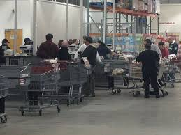 do you really know what you re eating costco employee says don customers rushed to purchase water and other items on oct 29 before flood waters from hurricane sandy forced the costco whole in hackensack to close