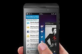 Alt BlackBerry 10