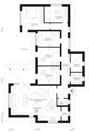 Walm 154 Der 154 M2 Malli Bungalow Mit Walmdach Plan