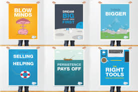 inspirational posters for office. 6 Motivational Sales Posters You Can Have For Free Inspirational Office E