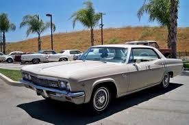 1966 Chevrolet Caprice 4 Door Hardtop