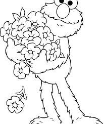 coloring book printable pages go to sport sesame street free bathroom cartoons elmo pdf sheets terrific for toddlers