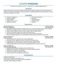 Warehouse Supervisor Cover Letter Example Warehouse Supervisor Resume Cover Letter Samples Cover