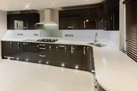 Black Gloss Kitchen Ultra Modern Kitchens Black Gloss Decorating 34387 Kitchen Design