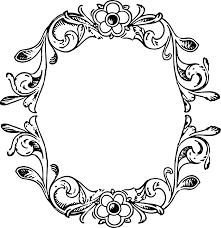 fancy frame border transparent. BIG IMAGE (PNG) Fancy Frame Border Transparent