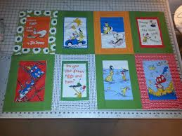 Dr Seuss | Under the Texan Sun & Two rows of Dr Seuss Quilt Adamdwight.com