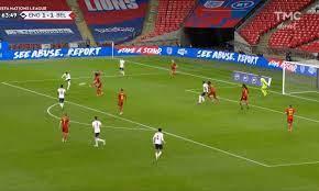 Angleterre - Belgique (2 - 1) : Voir le but de Mount en vidéo - Ligue des  Nations