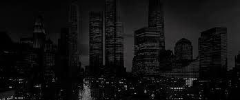 Cool Night City Black And White Poster Background Beauty In 2019