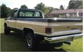 1984 Chevrolet K10 Custom Standard Cab Pickup 2-Door 5.7L ...