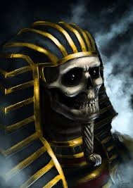 Pharaoh By Typhonart On Deviantart Wallpaper In 2019 Skull