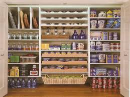 image of large pantry storage ideas