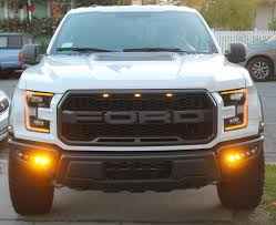 2018 Raptor Light Bar Led Fog Light Kit For 2017 2018 2019 Ford Raptor M R Buy