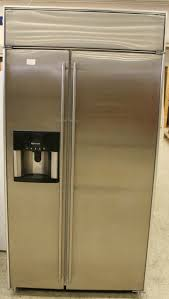 refrigerator 48 inch. jenn-aire 48-inch side-by-side refrigerator 48 inch