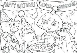 Dora For Coloring Coloring Pages Dora Coloring Book Pdf