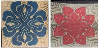 16-504: Hawaiian Quilt &  Adamdwight.com