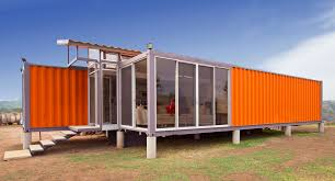 Cargo Box Homes Interesting Design Of The Cargo Box Homes That Can Be Decor With