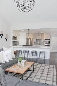Modern Farmhouse Living Room Renovation | Lovesac sactional ...