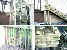 dog ramp for outdoor stairs deck s