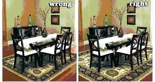 rug under kitchen table yes or no rug to go under kitchen table interior rugs under