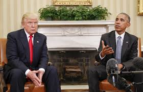 Barak obama oval office golds Clinton President Barack Obama Meets With Presidentelect Donald Trump In The Oval Office Of The Fortune Goldman Sachs Buy Gold And Sell Stocks With President Trump Fortune