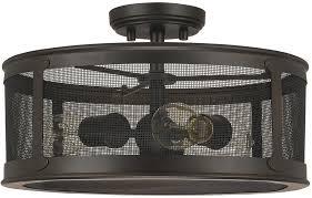 capital lighting 9617ob dylan old bronze exterior semi flush flush mount ceiling light fixture loading zoom