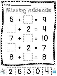 Math Worksheets for 1st Grade   Homeschooldressage.com