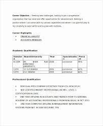 Sample Resume Format For Bcom Freshers Fresh Format Resume For