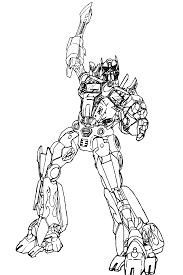 Small Picture Printable Transformer Coloring Pages Coloring Me