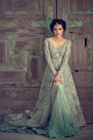 Gown Dress Design 2018 Pakistani Party And Wedding Wear Gown Dresses 2019