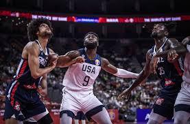 The 2019 fiba basketball world cup was the 18th tournament of the fiba basketball world cup for men's national basketball teams. Major Upset France Dethrones Usa In Fiba World Cup Quarters