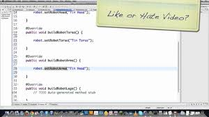 Builder Design Pattern In Java Builder Design Pattern Tutorial