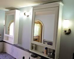 Brushed Nickel Bathroom Cabinet Cabinets Bathroom Medicine Cabinets With Mirrors Medicine