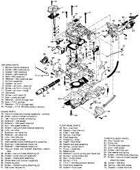 Repair Guides | Carbureted Fuel System | 2se And E2se Carburetor ...