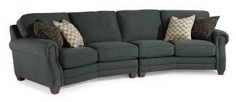 Fabric Conversation Sofa
