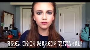 biker makeup tutorial lily katherine