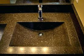 one piece sink and countertop one piece bathroom sink and 1 piece bathroom sink countertop