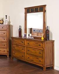 Sunny Designs Dresser Sunny Designs Sedona Petite Dresser And Mirror Su 2333ro Dm