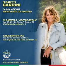 🇪🇺 La mia #agenda, mercoledì 22... - Elisabetta Gardini